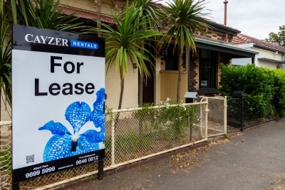 Melbourne, Australia, 25 March, 2020. All property auctions as well as home inspections are banned indefinitely as COVID-19 Pandemic hits Melbourne, Australia. Credit: Dave Hewison/Alamy Live News