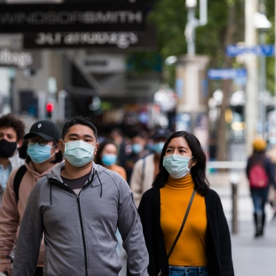 Locals are seen out and about during the COVID-19 in Melbourne. With over a week of zero cases in Victoria, Premier Daniel Andrews is expected to make major announcements on Sunday about further easing of restrictions.