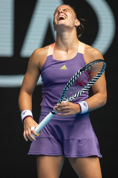 Melbourne, Australia. 25 January, 2020.  during The Australian Open. Credit: Dave Hewison/Alamy Live News